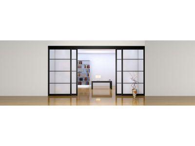 Как выбрать систему для раздвижных дверей?