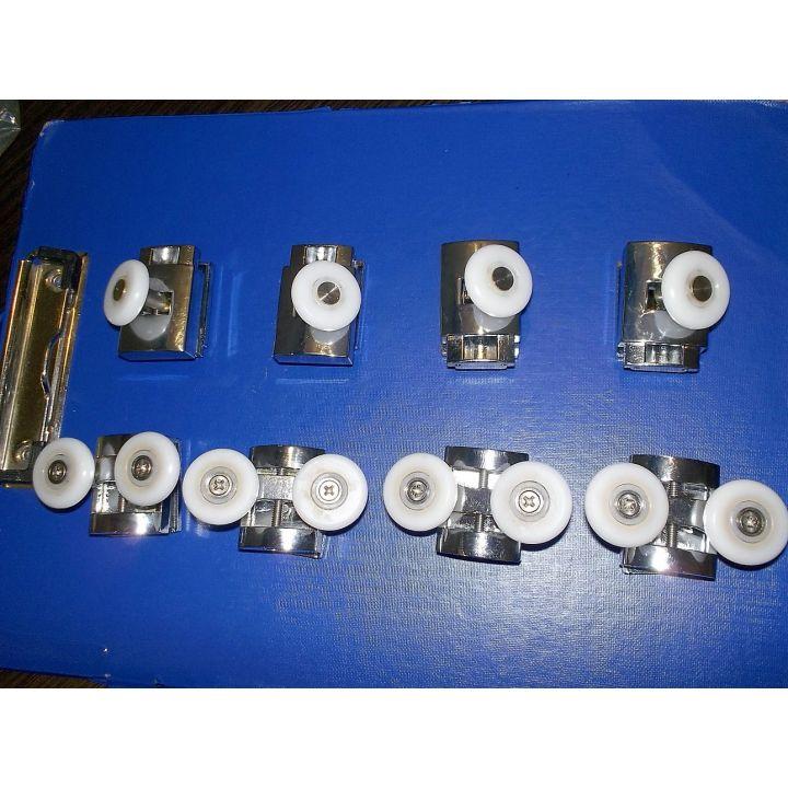 Комплект роликов для душ кабины 25мм HS07