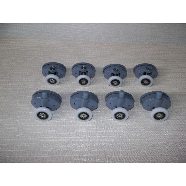 Комплект роликов для душ-кабины R-17 23мм