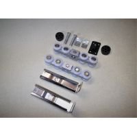 Комплект роликов на раздвижные двери 40кг/ Эконом класс